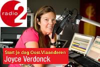 Radio 2 met joyce Verdonck