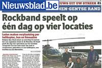 Het Nieuwsblad Brakel 25 augustus 2015