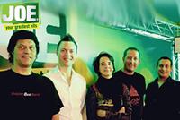 Live is life JoeFM met Nathalie Delporte