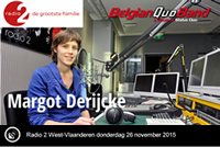 Radio 2 Margot De Rijcke