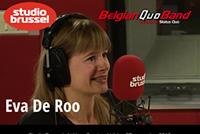 Studio Brussel Eva De Roo