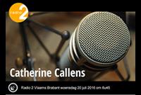 Radio 2 bij Catharina Callens