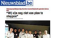 Het Nieuwsblad 22 juli 2016