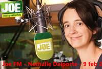 9 februari 2019 JOE met Nathalie Delporte