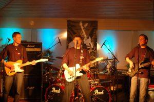 Eerste optreden Belgian Quo Band