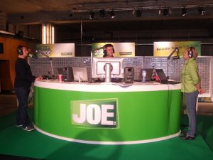 Interview Joe FM