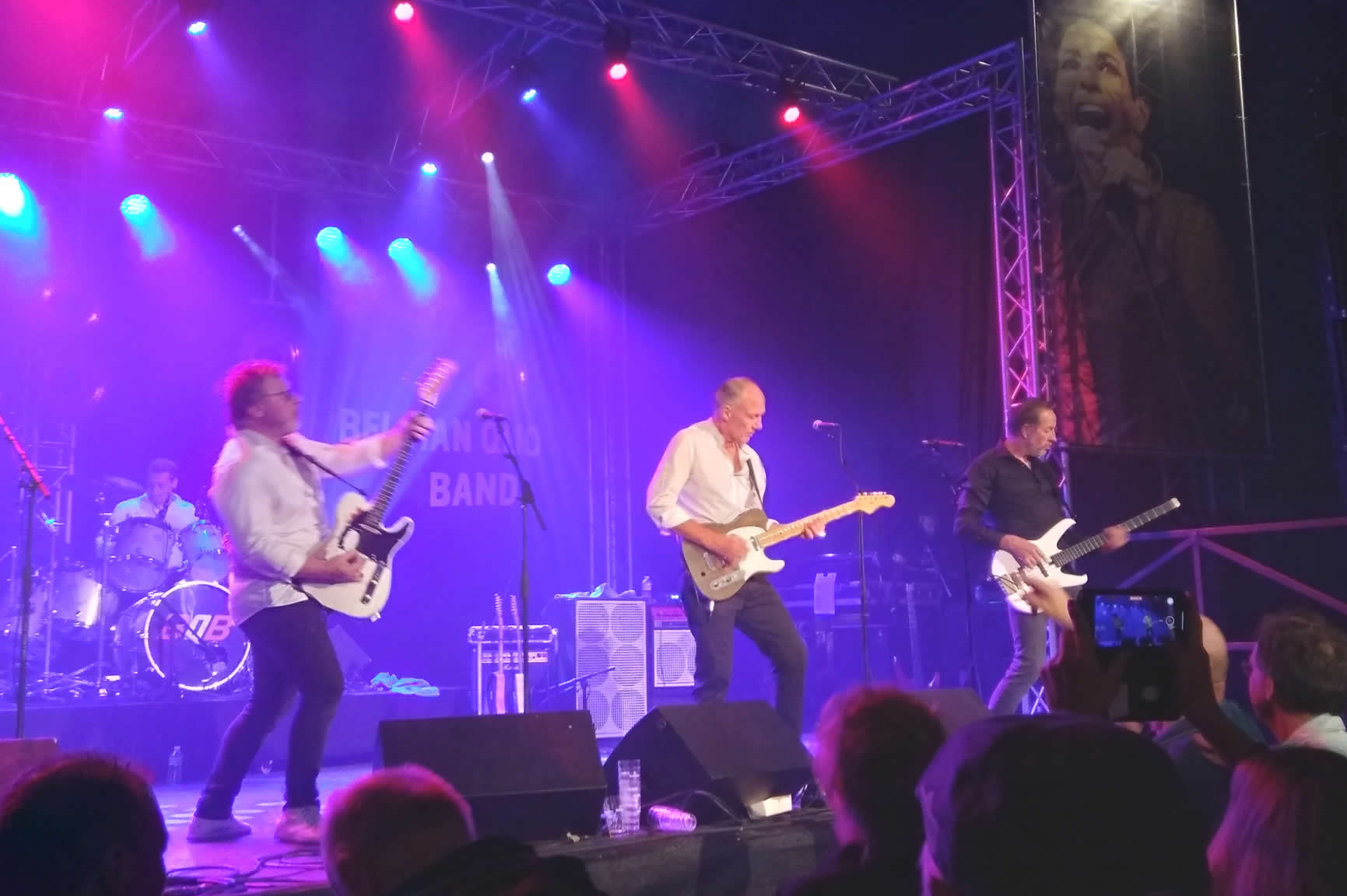 Tribute to Status Quo Belgian Quo Band